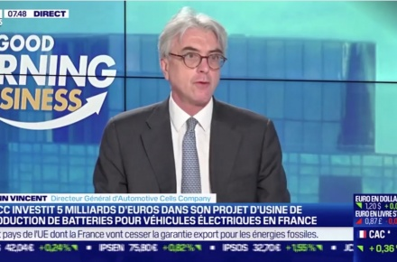Yann Vincent - ACC - BFM TV